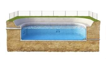 RYS.1 Przekroj zbiornika odparowujacego